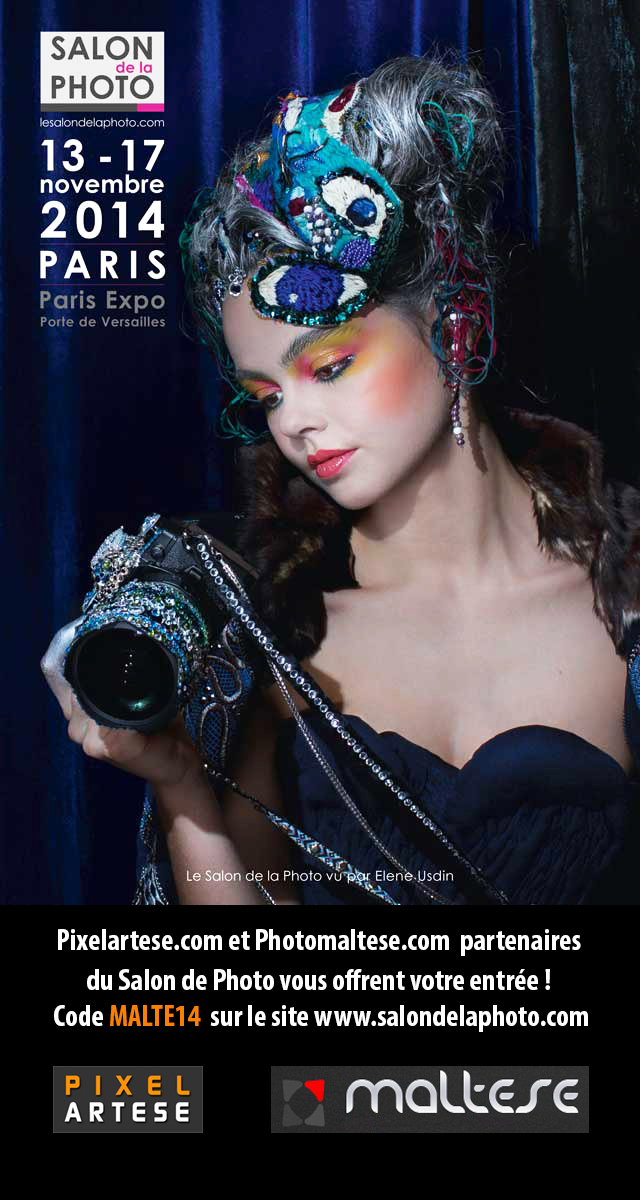 Salon de la photo 2014 photo maltese - Salon du mariage porte de versailles ...